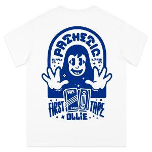 camiseta skate valencia video pathetic cinta VHS
